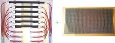 SET OF 6 Reclaim OEM BULBS/HEATING ELEMENTS + Filter 4 EdenPURE 1000 GEN3 Heater