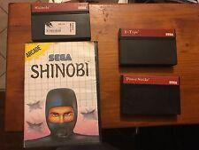 Jeux Sega Master System