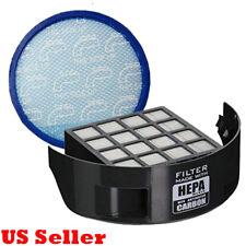 1 set Hoover HEPA Sponge  Filter 304087001 / 305687002 Carbon insert