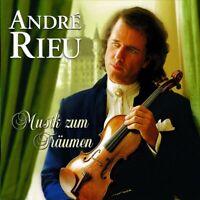 """ANDRE RIEU """"MUSIK ZUM TRÄUMEN"""" CD NEUWARE!!!!!!!!!!!!!!"""