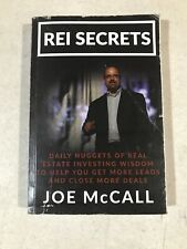 REI Secrets By Joe McCall Daily Nuggets To Help Get More leads And Deals PBK