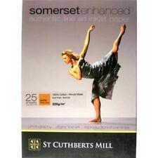 Somerset Enhanced Satin Fine Art Inkjet Paper A3+ 25 sheets