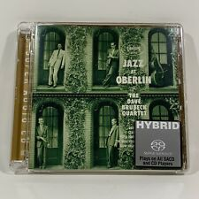 Dave Brubeck Quartet - Jazz at Oberlin - Super Audio CD SACD Hybrid