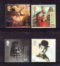 GREAT BRITAIN 1999 The Entertainers Tale set used