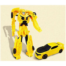 Transformers Movie 5 The Last Knight Titan Changers BUMBLEBEE Robots Toy