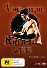 THE REAL BRUCE LEE - BIOGRAPHICAL DOCUMENTARY DVD
