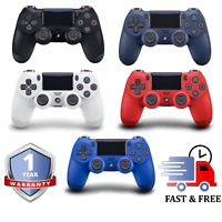 Sony Playstation Dualshock Controllers 4 - Offical - Mixed Colours - Grade A-