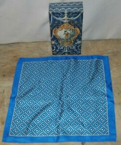 "Gift Box With Inside Opening For Handkerchief,  Punch Studio  Court Jester  ""2"""