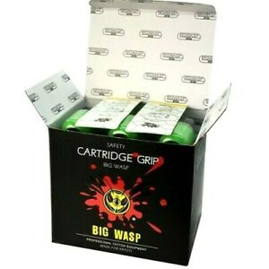 BIGWASP HG-007 Disposable Cartridges Tattoo Grips 20PCS 3MM/5MM