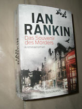 Ian Rankin: Das Souvenir des Mörders (Klappenbroschur)