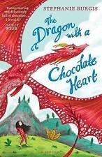 El Dragón con un corazón de chocolate/Stephanie Burgis 9781408880319