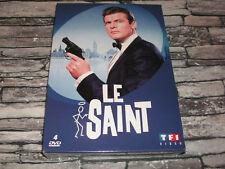 LE SAINT -  VOLUME 1 / 16 EPISODES / Roger MOORE / COFFRET 4 DVD NEUF SERIE TELE