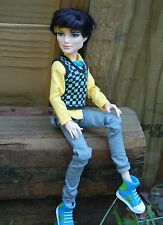 RARE Monster High Jackson Jekyll 1st Wave Original Doll - Excellent Condition