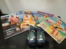 Jimmy Buffett Magazines and Golf Ball sets - It's Five O'Clock Somewhere!