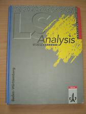♛ Lambacher Schweizer ♛ Analysis Leistungskurs, Sekundarstufe II BW Abitur Mathe