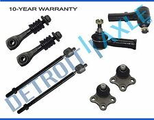 "New 8pc Suspension Kit 15"" wheels Models Inner Outer Tie Rods Lower Ball Joint"