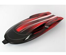 Traxxas 5715X Spartan Boat Top Hatch w/ Red Graphics