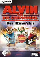 Alvin und die Chipmunks - Der Kinofilm - USK 0 - PC - NEU & OVP