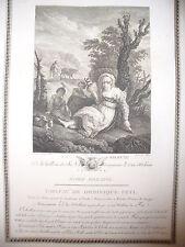 LA FILANDA  - 1786 PALAIS ROYALE - DOMENICO FETI