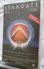 Stargate Das Tor zum Universum Kurt Russell frei ab 12 Jahre VHS gebraucht