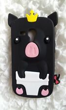 Silicone Cover per cellulari PIG4 para SAMSUNG GALAXY S3 MINI