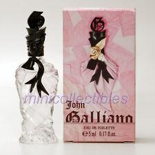 JOHN GALLIANO Eau de Toilette 5 ml Mini perfume Miniature Bottle New in Box