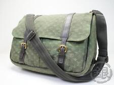 Sale! AUTH PRE-OWNED LOUIS VUITTON MINI SAC MAMAN DIAPER BAG MAT M42351 161918