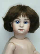 """24"""" Cm French """"12"""" Repro by D. Szumal on Seeley Bj Body, Blue Paperweight Eyes"""