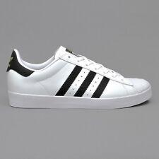 Adidas Originals Superstar Mens Trainers Vulc Adv White Black Navy UK Size