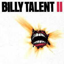 BILLY TALENT - II NEW CD
