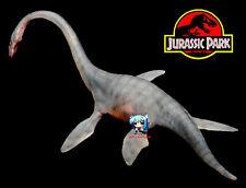Movie Jurassic Park Dinosaur Nessie LochNess Elasmosaurus Figure Vinyl Model Kit