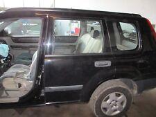 Tür hinten links schwarz Nissan X-Trail T30 2.2 Di 4x4 Bj 2002
