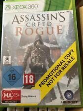 XBOX 360 Assassins Creed Rogue  Promo Game (Full Promotional Game) Sealed PAL