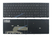 Original New for HP Probook 450 G5/455 G5/470 G5 Series US keyboard with frame