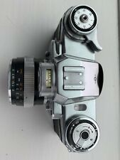 Zeiss Contarex Film Camera Amazing