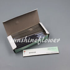 Dental Practical Articulating Paper Soft Thin Strips Accurate 20 Books/Box Blue