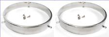 1967 -1973 Camaro Headlight Retaining Ring Reproduction  Brand New PR Stainless