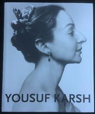 Yousuf Karsh Heroes of Light Shadow Portrait Photography Large Coffee Table Book