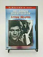 Lethal Weapon  (DVD, Directors Cut) Mel Gibson,Danny Glover