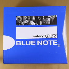 A STORY OF JAZZ - BLUE NOTE - COFANETTO 6CD - OTTIMO CD [AS-114]