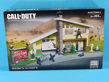 Mega Bloks Nuketown 2 Call of Duty Collector Series 664pcs 2015