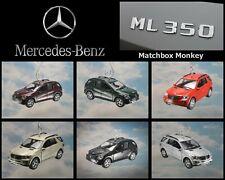 2015 Mercedes Benz ML 350 Class SUV Truck Christmas Ornament 1/36 '16 '17 '18