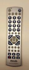 Philips CL034 Remote Control TV VCR SAT CAB DVD Player universal. Original.