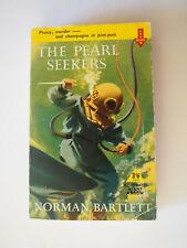 Deep Sea Diving Book Siebe Pearl Diver Barlett PB Rare
