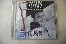 """STEFANO BOZZETTI """"TUTTO QUESTO E'- CD DDD It 1992"""""""