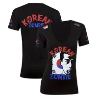 UFC Traumma Womens Korean Zombie Limited T-Shirt