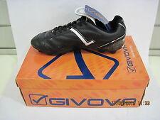 GIVOVA SCARPE CALCIO goal N. 39 con tacchetti, rinforzata, offerta promozione