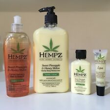 Hempz Sweet Pineapple & Honey Melon Skin & Body Products   you choose type