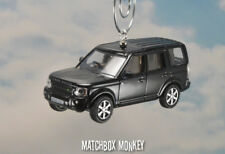 Black Land Rover Discovery 3 LR3 TDV6 Christmas Ornament 1/76 SUV Range 4 5