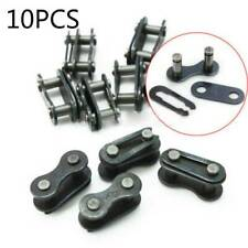 10x Bike Bicycle Chain Split Quick Master Link Joint Connector Single Speed